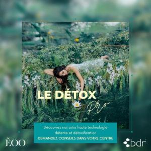 Detox Pro détente et relaxation, perte de poids, circulation